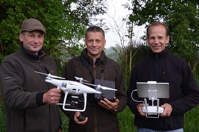 wildtierrettung Segeberger Heide team